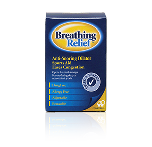 breathing relief 1 piece