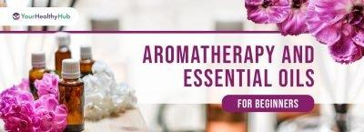 Aromatherapy header image